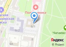 Компания «Центр судебной практики» на карте