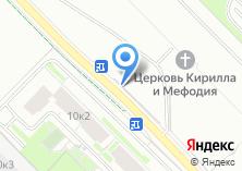 Компания «Skodnik» на карте