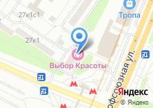 Компания «ОПОП Юго-Западного административного округа район Коньково» на карте