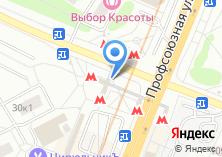 Компания «Магазин по реализации таможенного товара» на карте
