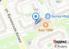 Компания «VIP имидж» на карте