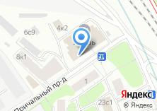 Компания «Ресурс Сервис» на карте