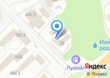Компания «Посольство Ливии в РФ» на карте