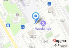 Компания «Магазин цветов на Клязьминской» на карте