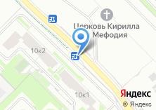 Компания «Стапель 1» на карте