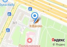 Компания «МосМедПатронаж» на карте