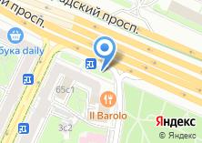 Компания «Бистро на Расковой площади» на карте