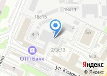 Компания «РУ-Кастомс Групп» на карте