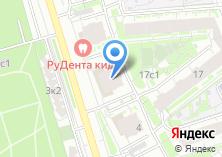 Компания «Фотоцентр на Ходынке» на карте
