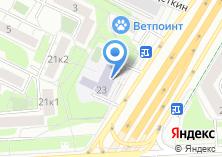 Компания «Средняя общеобразовательная школа №213» на карте