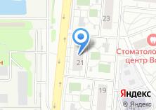 Компания «Московские водники» на карте