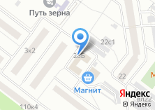 Компания «Технолог» на карте