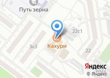 Компания «Илона-турс» на карте