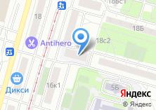 Компания «Детский сад №533» на карте