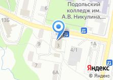 Компания «Былина» на карте