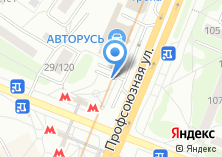 Компания «Радиус» на карте