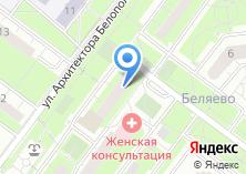 Компания «ОДС Инженерная служба района Коньково» на карте
