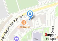 Компания «DISCOVERY Ходынка» на карте
