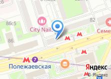 Компания «Авторассвет» на карте