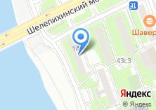 Компания «Limuzinow.ru» на карте