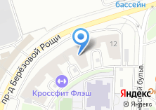 Компания «Reebok CrossFit» на карте