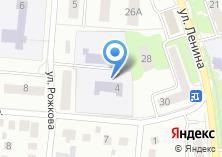 Компания «Детский сад №3 Колокольчик» на карте