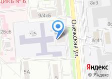 Компания «Общежитие МГМСУ» на карте