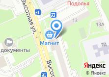 Компания «Overmoda» на карте