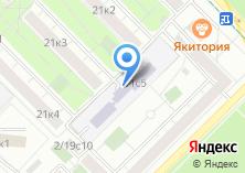 Компания «Детский сад №2312» на карте