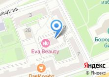 Компания «ТипТоп» на карте