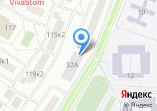 Компания «Русские Цветы» на карте
