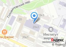 Компания «ВИП-балкон» на карте