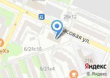 Компания «СайтКрафт» на карте