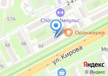 Компания «Мировые судьи Подольского района» на карте