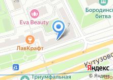 Компания «Yolanta» на карте