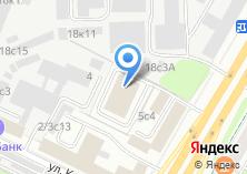 Компания «SDN» на карте