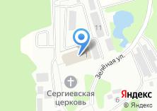 Компания «ПРОМРЕСУРССЕРВИС» на карте