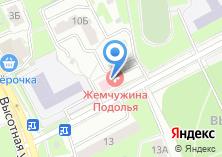 Компания «АвтоКонсульт» на карте