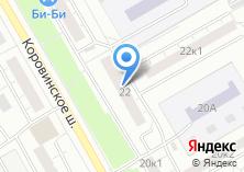 Компания «Участковый пункт полиции Дмитровский район» на карте