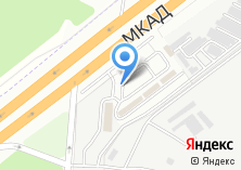 Компания «Планета грузовиков» на карте
