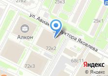 Компания «Ravak» на карте