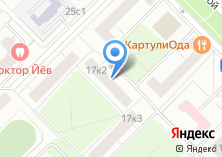 Компания «СМУ-333» на карте