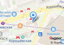 Компания «Mebilio.ru» на карте