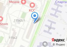 Компания «Зарайск» на карте