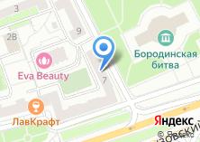 Компания «ЕИРЦ района Дорогомилово» на карте