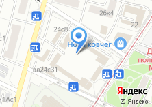 Компания «Коптевский» на карте