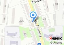 Компания «Магазин зоотоваров на ул. Ленина» на карте