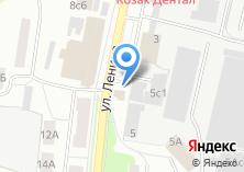 Компания «Фармаград» на карте