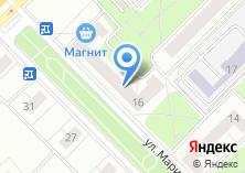 Компания «Евромед-Д» на карте