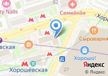 Компания «Справки.ру» на карте